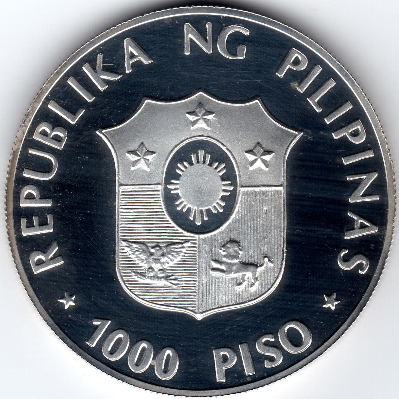 1994年 1000 PISO  画像をクリックすると最大表示します 1994年 1000 PI