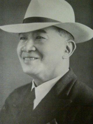 3代 ホセ・ラウレル(Jose Paciano Laurel)