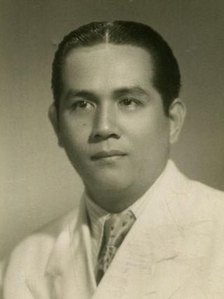 9代 ディオスダド・マカパガル(Diosdado Macapagal)