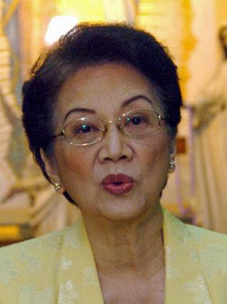 11代 コラソン・アキノ(Corazon Aquino)